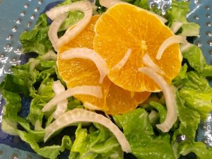 Orange Fennel Salad with Citrus Vinaigrette ...